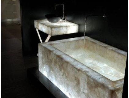 Contemporary Bathroom by Presidio Tile