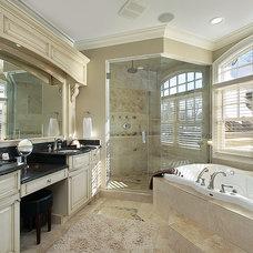 Traditional Bathroom by C&C Quality Home Improvement LLC