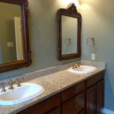 Traditional Bathroom by Carnival Custom Painting