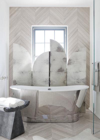 Contemporary Bathroom by Mali Azima Photography