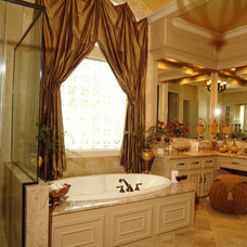 Traditional Bathroom by BuildPro Building Services