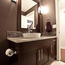 Contemporary Bathroom by Urban Abode