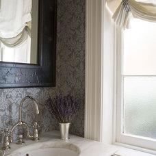 Traditional Bathroom by Patrick Sutton Associates