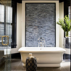 Traditional Bathroom by Patrick Sutton Associates