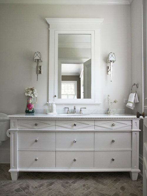 Custom Bathroom Vanities New York custom medicine cabinets | houzz