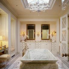 Traditional Bathroom by Tucker & Marks