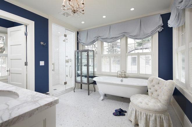 Traditional Bathroom by Streeter & Associates, Inc.