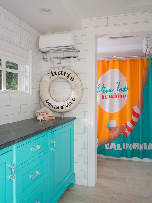 beach themed bathroom houzz