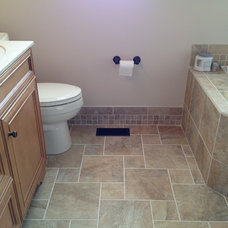 Traditional Bathroom by Lowe's of Pottstown, PA