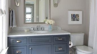 Girard Avenue Bathroom