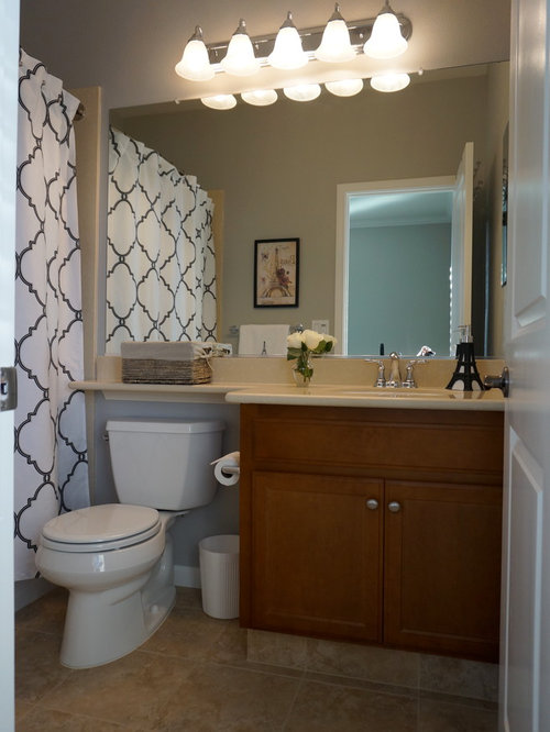 Girl Bedroom Office Bathroom Design