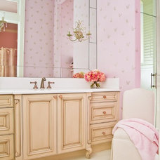 Traditional Bathroom by Palmer Todd