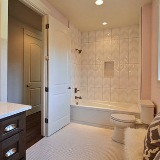 Girls' Bath Continued - The Overbrook - Cascade Craftsman Family Home
