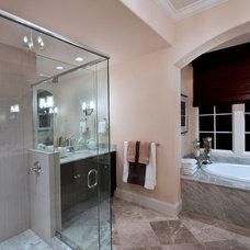 Traditional Bathroom by London Bay Homes