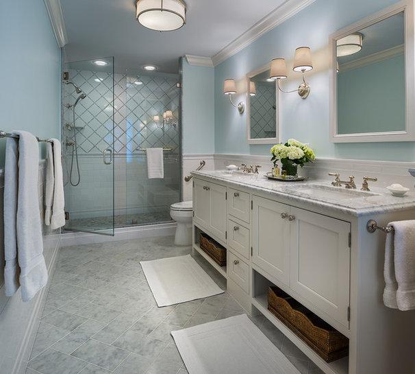 Traditional Bathroom by E. B. Mahoney Builders, Inc.