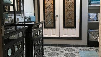 Glamorous Bathroom Remodel