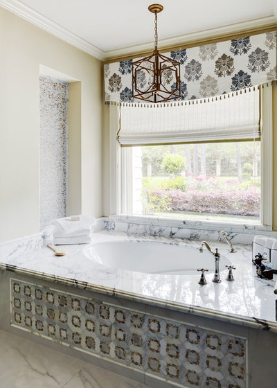 Traditional Bathroom by Cindy Aplanalp & Chairma Design Group