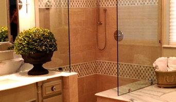 Glamorous Master Bathroom