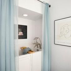 Modern Bathroom by Crystal Kitchen Center