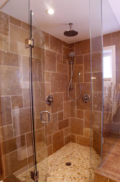 Traditional Bathroom by Schnarr Craftsmen Inc