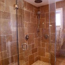Shower Tile layouts