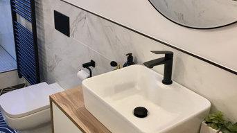 Glasgow Tenement Bathroom