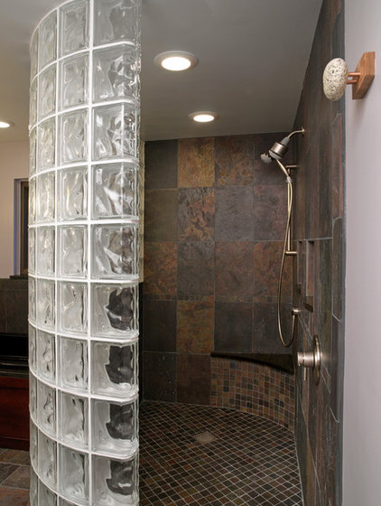 Traditional Bathroom by Innovate Building Solutions