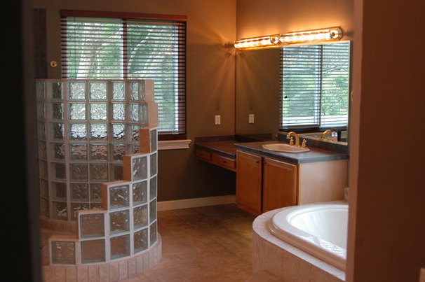 Contemporary Bathroom by M. A. August