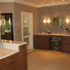 contemporary bathroom by Cindi B.Jones