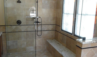 Glass Shower Stationery Panels