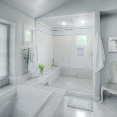 Traditional Bathroom by Guardian ShowerGuard