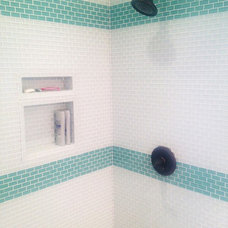 Contemporary Bathroom by Subway Tile Outlet