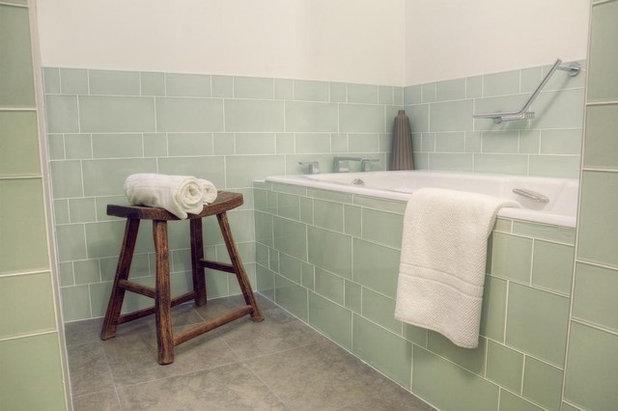 Modern Bathroom by Buckminster Green LLC