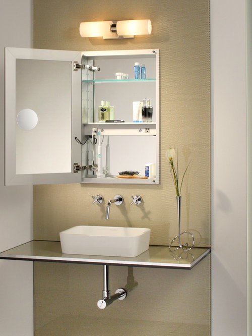 22 bathroom design photos with glass front cabinets and glass sheet