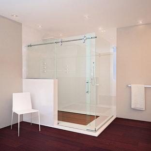 GlassCrafters' Matrix Series - Frameless Shower Enclosure