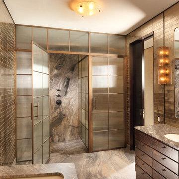 GlassCrafters' Regal Series - Framed Shower Enclosure