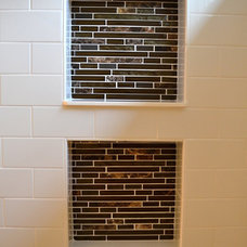 Contemporary Bathroom by Glass Tile Store
