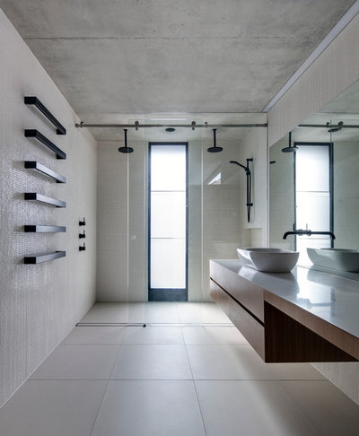 Modern Bathroom by Nobbs Radford Architects