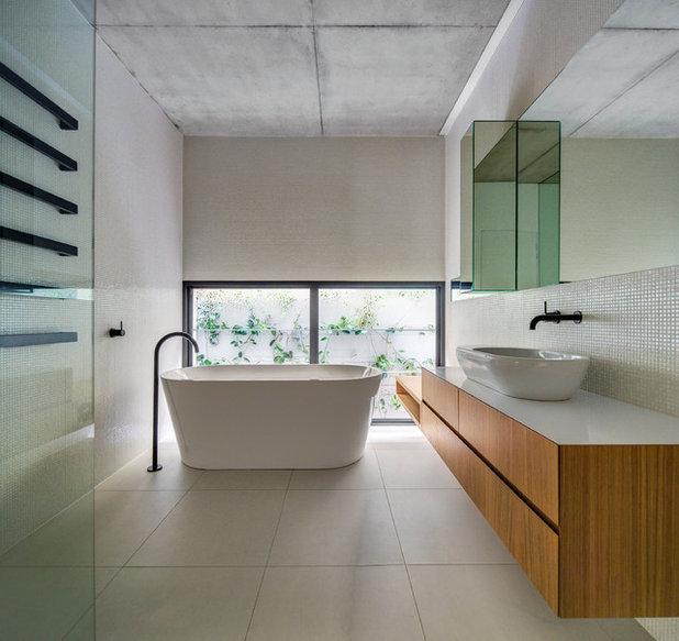 Contemporain Salle de Bain by Nobbs Radford Architects