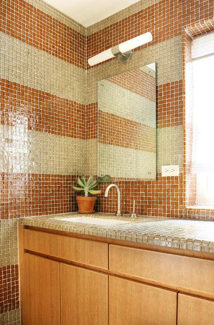 Contemporary Bathroom by Gleicher Design - Architecture & Interiors