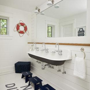 Salle de bain de taille moyenne Grand Rapids : Photos et idées déco ...
