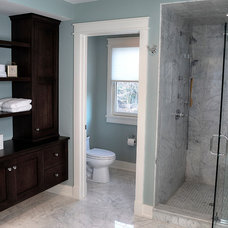 Traditional Bathroom by Showcase Kitchen & Bath