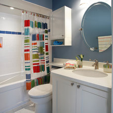 Traditional Bathroom by Joanne Jakab Interior Design