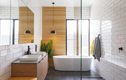 Toutes les mesures à connaître pour aménager une salle de bains