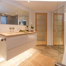 Contemporary Bathroom by Murovec Renovations Ltd
