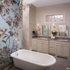 Contemporary Bathroom by Airoom Architects-Builders-Remodelers