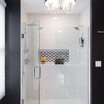 Glenview Master Bathroom Remodeling