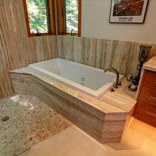 Contemporary Bathroom by Ashland Design Solutions