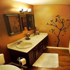 Contemporary Bathroom by DENIZEN DESIGN
