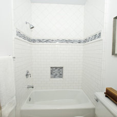Traditional Bathroom by Globus Builder